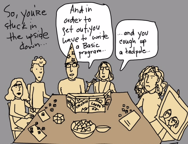 Guest Dungeon Masters